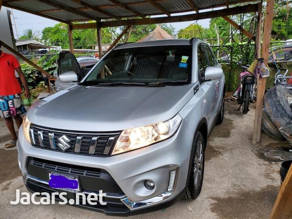 Suzuki Vitara 1,6L 2020-12