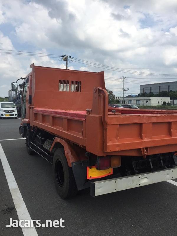 4.5ton Isuzu Forward Dumper Truck-2