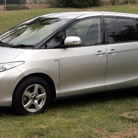 Toyota Previa 2,4L 2012