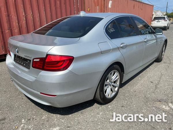 BMW 5-Series 2,0L 2012-5