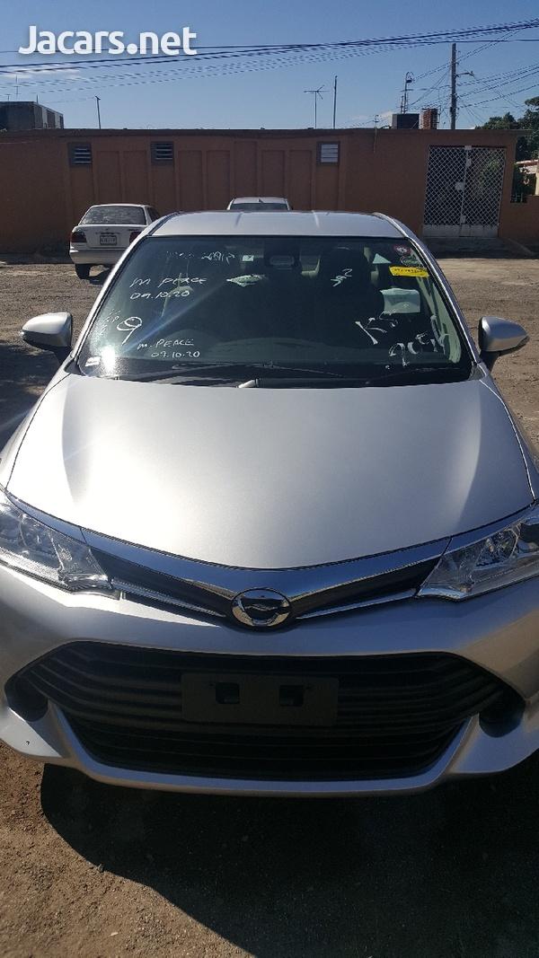Toyota Axio 2,0L 2017-1