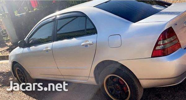 Toyota Axio 1,5L 2003-1