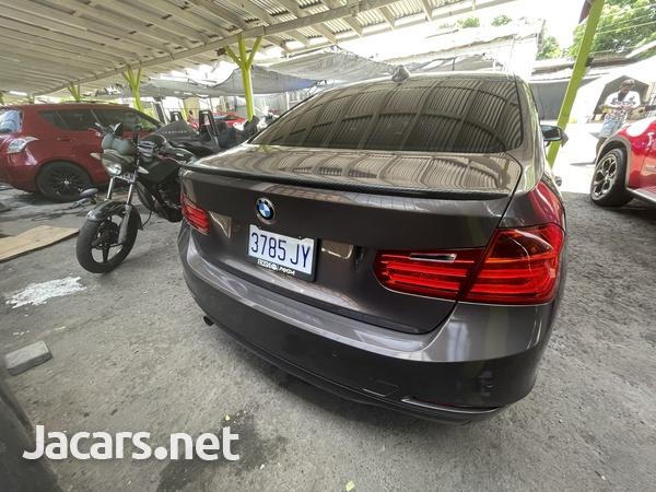 BMW 3-Series 1,5L 2015-2