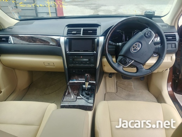 Toyota Camry 2,5L 2015-12