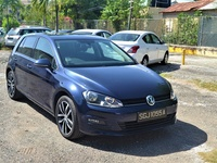 Volkswagen Golf 1,4L 2015