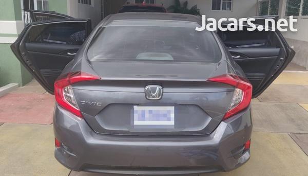 Honda Civic 2,4L 2016-8