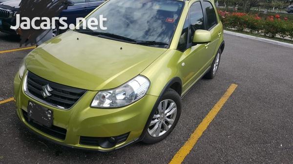Suzuki SX4 1,6L 2013-1