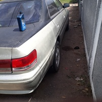 2000 Toyota Mark 2 Scrapping