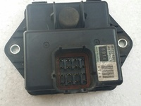 Injector control unit