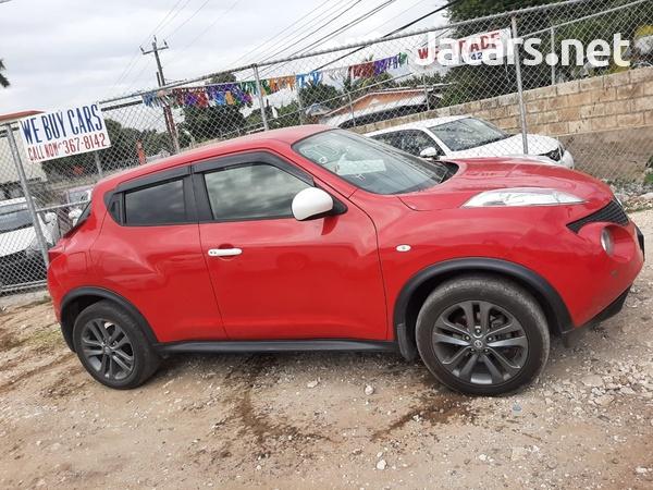 Nissan Juke 2,0L 2014-1