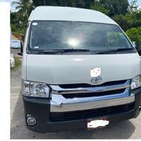 Toyota Hiace 2,2L 2014