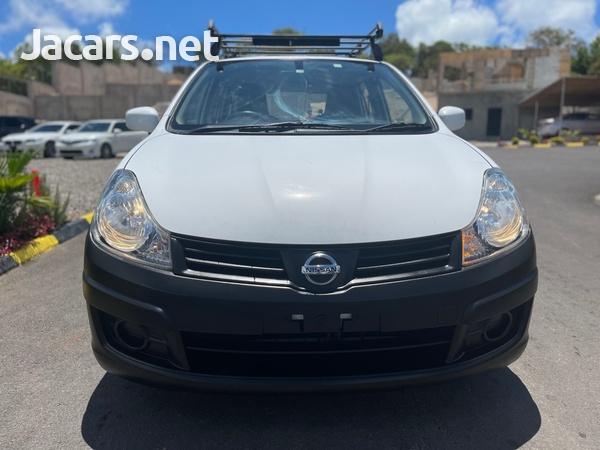 Nissan AD Wagon 1,5L 2015-2