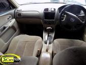 Mazda Familia 2002