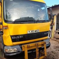 2003 DAF LF55 Truck