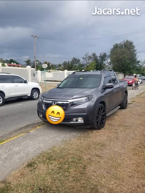 2017 Honda Ridgeline-1