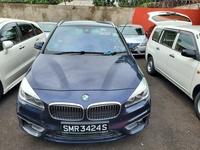 BMW 2-Series 1,5L 2015