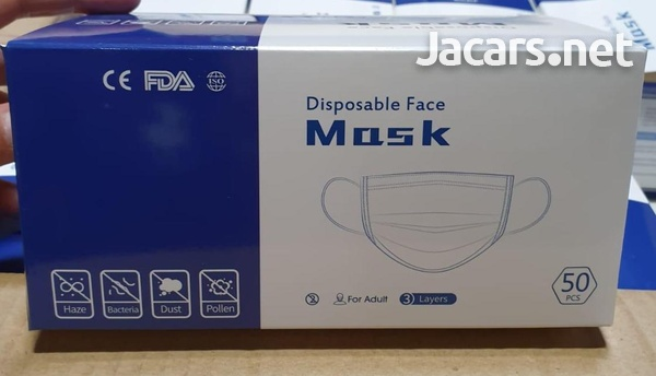 Disposable Face Mask-2