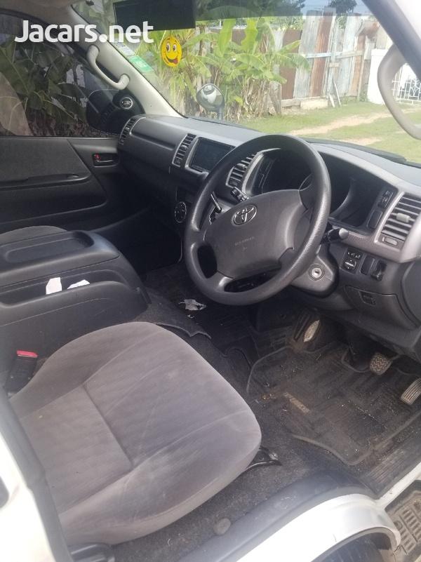 Toyota Hiace Super GL 2,0L 2011-1