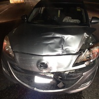 CRASHED MAZDA AXELA SALE/ PARTS