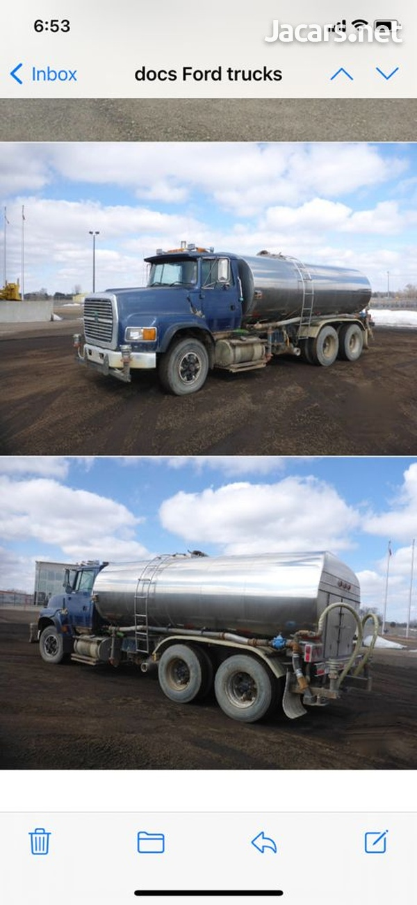 1997 Ford Water Truck-2