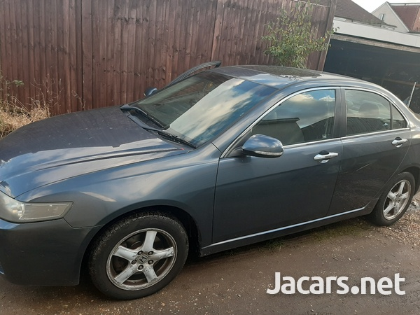 honda accord 2.4 auto petrol breaking for spares k24 engine-2