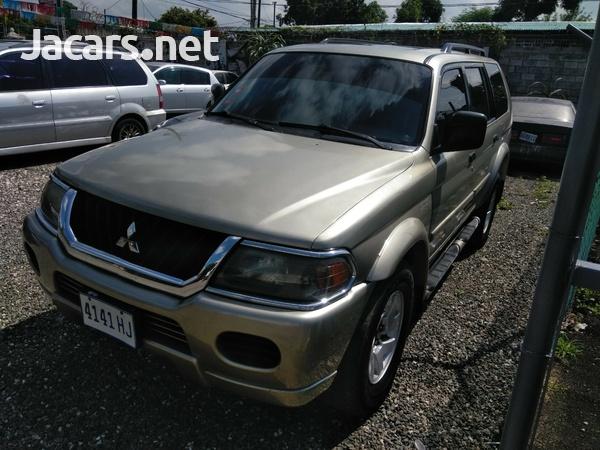 Mitsubishi Montero Sport 3,0L 2002-2