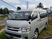 Toyota Hiace 3,5L 2015