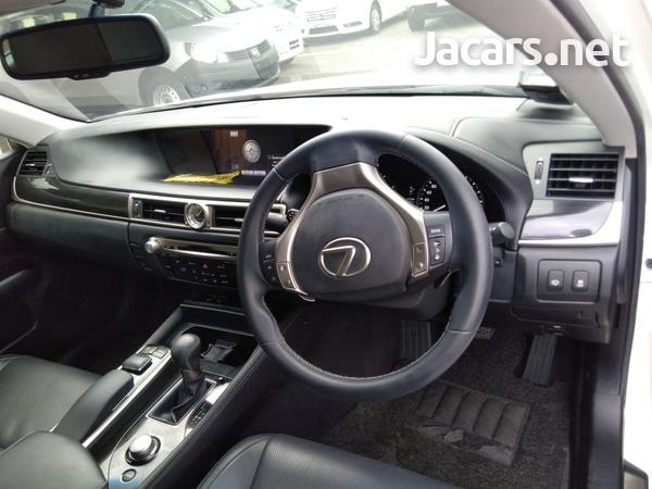 Lexus GS 2,0L 2015-6