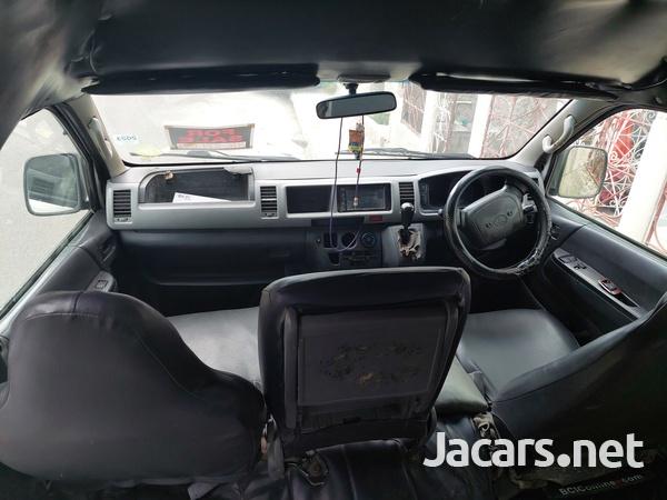2008 Toyota Hiace Minibus-5