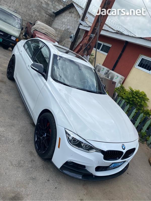 BMW 3-Series 3,0L 2018-2