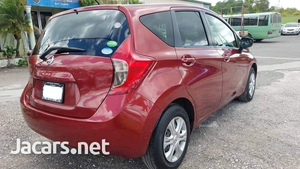 Nissan Note 1,3L 2015-4