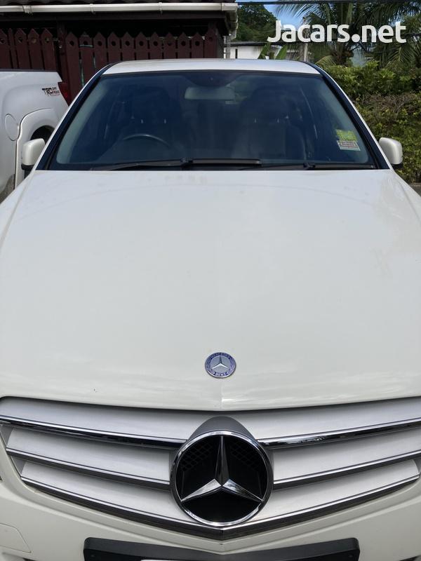 Mercedes-Benz C-Class 2,1L 2012-2