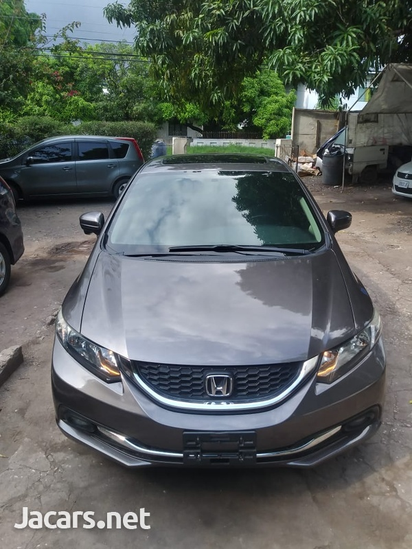 Honda Civic 1,8L 2015-7