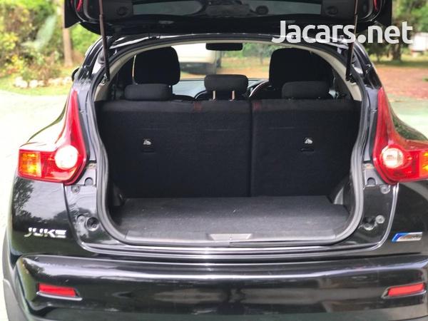 Nissan Juke 1,5L 2013-2