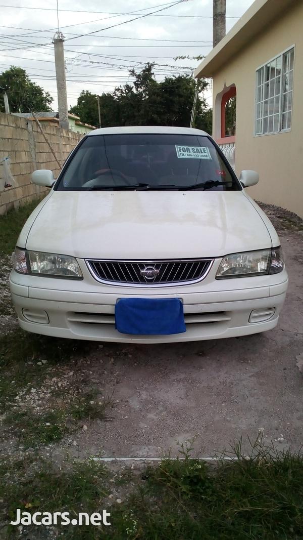 Nissan Sunny 1,5L 2004-4