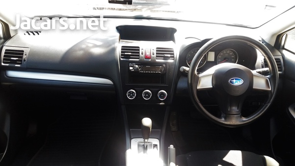 Subaru Impreza 1,6L 2014-7