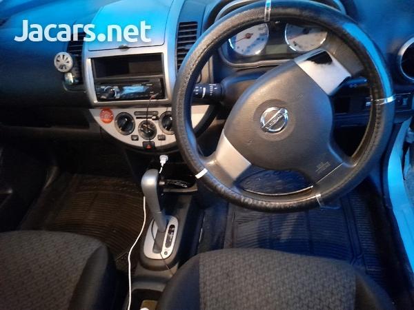 Nissan Note 1,3L 2011-7