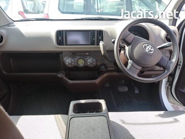 Toyota Passo 1,3L 2014-7