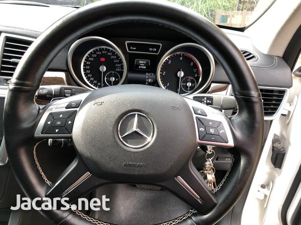 Mercedes-Benz GLS-Class 3,0L 2016-9