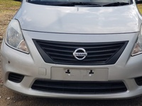Nissan Latio 1,5L 2013