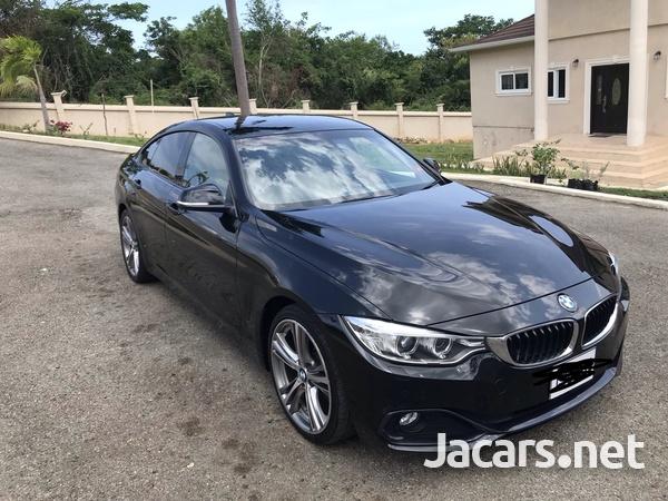 BMW 4-Series 2,0L 2015-2