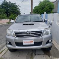 Toyota Hilux 2,5L 2015