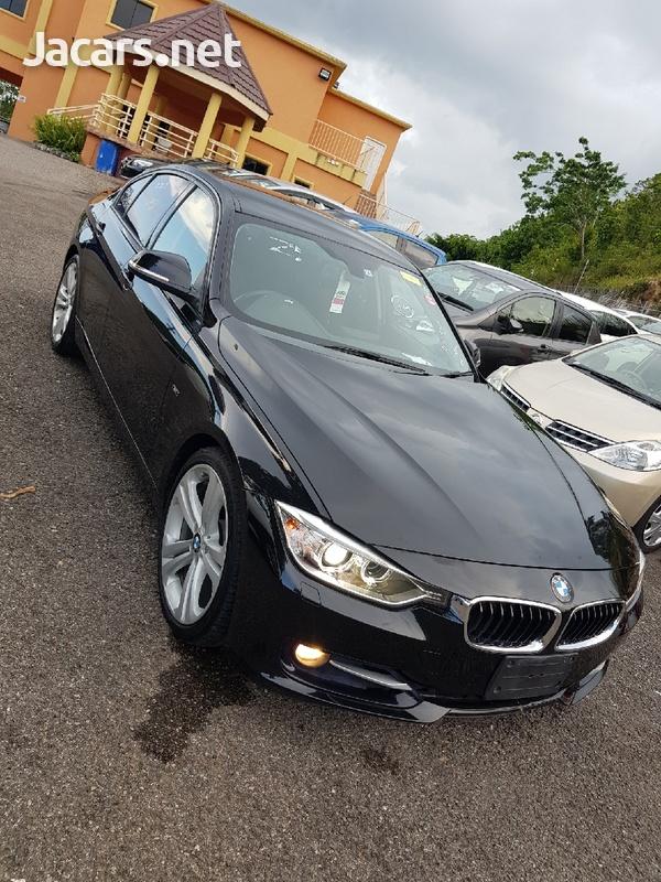 BMW 3-Series 3,0L 2012-2