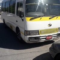 2002 Toyota Coaster Bus