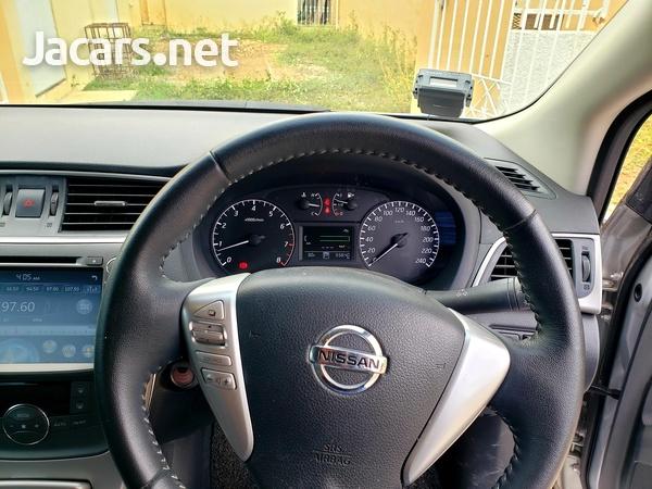 Nissan Sylphy 1,6L 2014-6