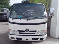 2010 Toyota Dyna Dropside Double Cab Truck