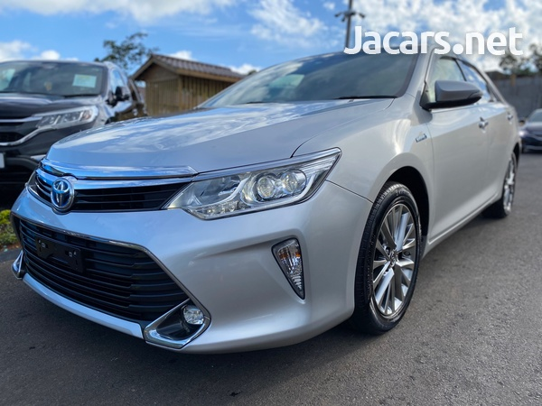 Toyota Camry 2,4L 2015-2