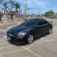 Mercedes-Benz CLA-Class 2,0L 2018
