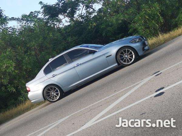 BMW 3-Series 2,5L 2010-2