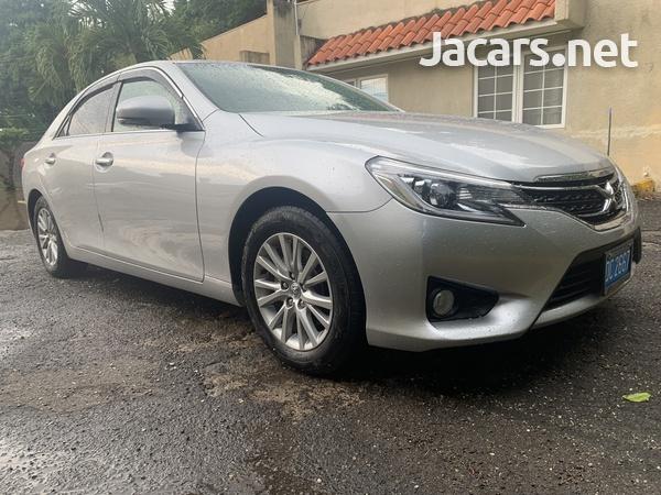 Toyota Mark X 2,4L 2016-2